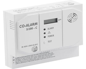 Kohlenmonoxidmelder für Alarmanlage