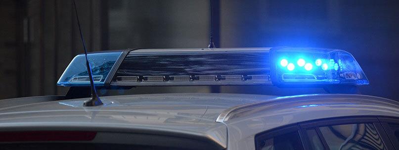 Blaulicht Fahrzeug