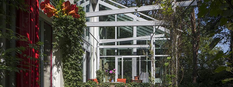 Absicherung Ihres Wintergartens mit Alarmanlage