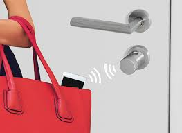 BLOXX® Türzylinder App Smartphone iPhone Androit